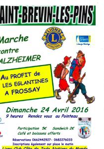 Marche contre Alzheimer
